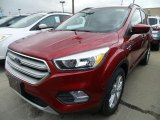 2018 Ruby Red Ford Escape SE #125861912