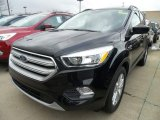 2018 Shadow Black Ford Escape SE #125861900