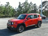 2018 Colorado Red Jeep Renegade Latitude #125861979