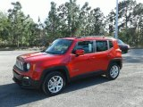 2018 Colorado Red Jeep Renegade Latitude #125861978