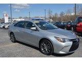 2015 Celestial Silver Metallic Toyota Camry XSE #125861745