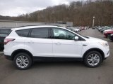2018 Oxford White Ford Escape SE 4WD #125889782