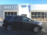 2017 Magnetic Ford Explorer Limited 4WD #125889802