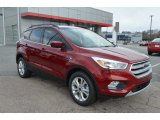 2018 Ruby Red Ford Escape SE #125889703