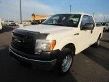 2014 Oxford White Ford F150 XL SuperCab #125902774