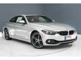 2018 BMW 4 Series Glacier Silver Metallic