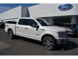 2018 White Platinum Ford F150 King Ranch SuperCrew 4x4 #125902685