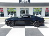 2017 Shadow Black Ford Mustang V6 Coupe #125902753