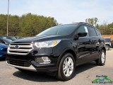 2018 Shadow Black Ford Escape SEL 4WD #125915074