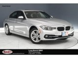 2018 Glacier Silver Metallic BMW 3 Series 330i Sedan #125902731