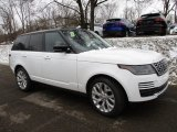 2018 Fuji White Land Rover Range Rover HSE #125902874