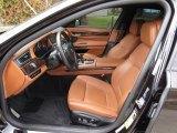 2013 BMW 7 Series Interiors