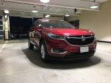 2018 Buick Enclave Red Quartz Tintcoat