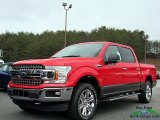 2018 Race Red Ford F150 XLT SuperCrew 4x4 #125902478