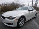 2015 Mineral White Metallic BMW 3 Series 328i xDrive Sedan #125960726