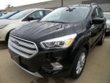 2018 Shadow Black Ford Escape SEL #125960612
