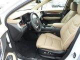 2018 Cadillac XT5 Interiors
