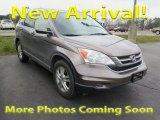 2011 Alabaster Silver Metallic Honda CR-V EX-L 4WD #125960536