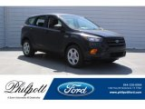 2018 Shadow Black Ford Escape S #125980021