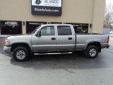2007 Steel Gray Metallic GMC Sierra 2500HD Classic SLE Crew Cab 4x4 #125980168
