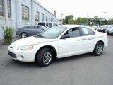 2002 Stone White Chrysler Sebring LX Sedan #12591994