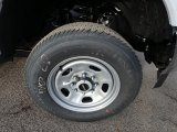 Ford F350 Super Duty Wheels and Tires