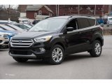 2018 Shadow Black Ford Escape SEL 4WD #125979991