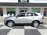 2015 Titanium Silver Kia Sorento LX #125980049