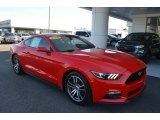 2016 Race Red Ford Mustang EcoBoost Coupe #125979987