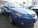 2007 Kinetic Blue Pearl Acura TL 3.5 Type-S #125980045
