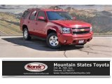 2013 Crystal Red Tintcoat Chevrolet Tahoe LT 4x4 #126004879
