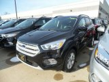 2018 Shadow Black Ford Escape SE 4WD #126005065