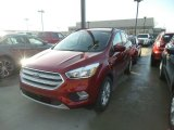 2018 Ruby Red Ford Escape SE 4WD #126005064