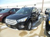 2018 Shadow Black Ford Escape SE 4WD #126005063