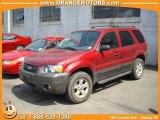 2006 Redfire Metallic Ford Escape XLT 4WD #12592030