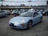 2003 Steel Blue Pearl Mitsubishi Eclipse GTS Coupe #12591971