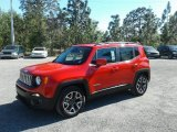 2018 Colorado Red Jeep Renegade Latitude #126005116