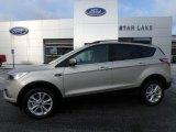 2018 White Gold Ford Escape SE 4WD #126005157