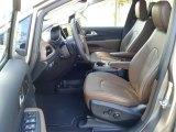 2018 Chrysler Pacifica Interiors