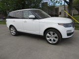 2018 Fuji White Land Rover Range Rover Supercharged #126005143