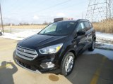 2018 Shadow Black Ford Escape SE #126005085