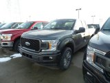 2018 Magnetic Ford F150 XLT SuperCab 4x4 #126005082