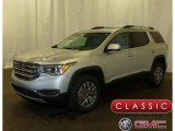 2018 Quicksilver Metallic GMC Acadia SLE AWD #126029013