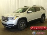 2018 Quicksilver Metallic GMC Acadia SLT AWD #126029012