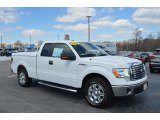 2010 Oxford White Ford F150 XLT SuperCab #126028837