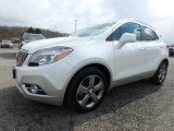 2013 White Pearl Tricoat Buick Encore Leather #126028879