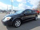 2007 Black Chevrolet Cobalt LS Coupe #126028872