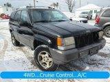 1996 Black Jeep Grand Cherokee Laredo 4x4 #126028725