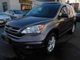 2011 Urban Titanium Metallic Honda CR-V EX 4WD #126058965
