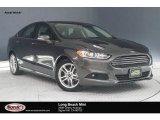 2015 Magnetic Metallic Ford Fusion Hybrid SE #126058959